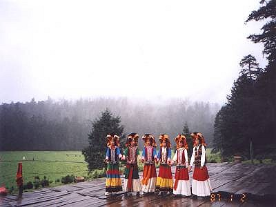 Naxi nationality's folk song in Lijiang