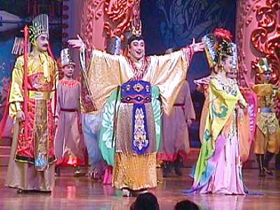 Tang Dynasty Show in Xi'an